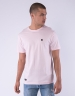 C&S PA Small Icon Tee pale pink/black XS