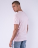 C&S PA Small Icon Tee pale pink/black L