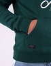 C&S PA Icon Hoody ocean green/white S
