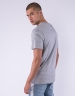 C&S PA Small Icon Blocking Tee grey heather/white XS