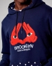 C&S WL In The House Hoody navy XXL