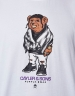 C&S WL Purple Swag Tee white XS