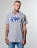 C&S WL Lamar Tee grey heather S