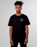 C&S WL Pret A Smoke Tee black L