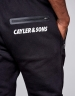 C&S WL Cayler Sweatpants black XXL