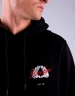 C&S WL All In Hoody black/mc M
