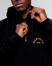 C&S WL Merch Garfield Half Zip Box Hoody black/mc M