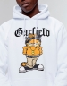 C&S WL Left Side Garfield Hoody white/mc L