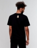 C&S WL Dab Mondays Tee black/mc XL