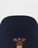C&S WL Constructed Curved Cap navy/mc one size