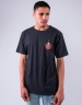 C&S WL Dagger Tee charcoal/mc L