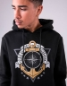 C&S WL Crew Strong Hoody black/mc XL