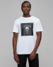 C&S WL Box Tee white/black M