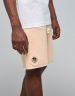 C&S WL Vibin' Sweatshorts acid washed peach/ice blue XS