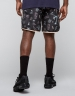 C&S WL Sager Nylon Shorts black/mc XXL
