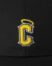 C&S WL Cangels Curved Cap black/yellow one