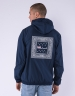C&S WL Westcoast Half Zip Windbreaker navy/mc S