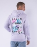 C&S WL Stand Strong Hoody pale lilac/mc S