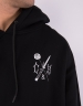 C&S WL Enemies Box Hoody black/white L