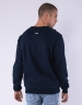 C&S WL Camingo Crewneck navy/mc XL
