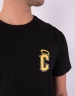 C&S WL Cangels Tee black/yellow XL