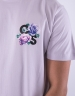 C&S WL Stand Strong Tee pale lilac/mc XS