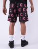 C&S WL Munchover Mesh Shorts black/mc S