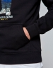 C&S WL Controlla Hoody black/mc XS