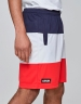 C&S WL Statement Meshshorts navy/white/red XXL