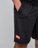 C&S WL Statement Meshshorts black/red XL