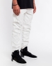 C&S Paneled Denim Pants platinum white 3232