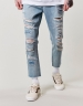 C&S ALLDD Raw Edge Denim Pants