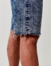 C&S ALLDD Raw Edge Denim Shorts blue 36