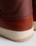 C&S SHUTDOWN dark cognac/cream 12