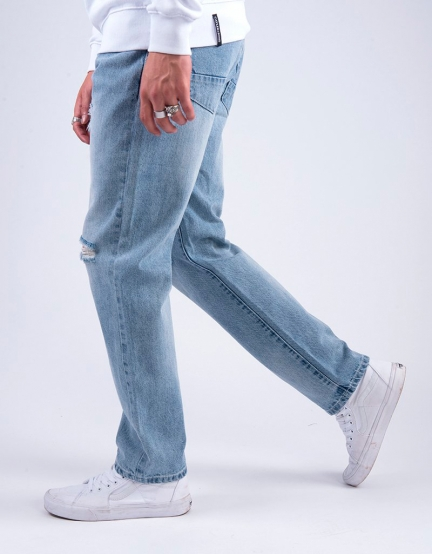 ALLDD Shippensburg Jon Denim Pants light blue 3030