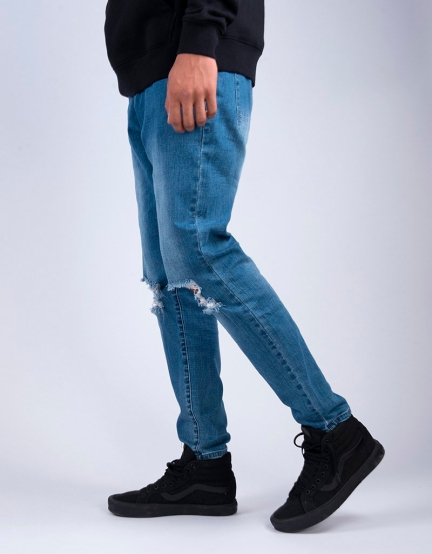 ALLDD Unchained Tim Denim Pants mid blue 3632