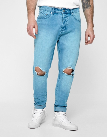 ALLDD Unchained Tim Denim Pants light blue 3230