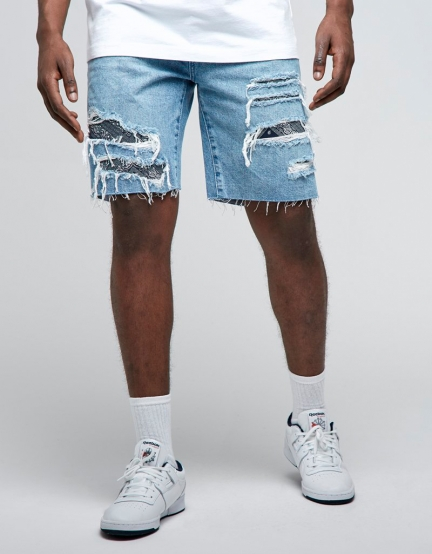 ALLDD Paiz Sid Denim Shorts