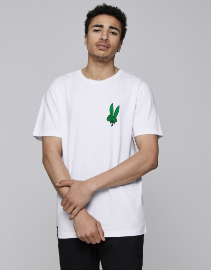 C&S Peace Tee white/mc L