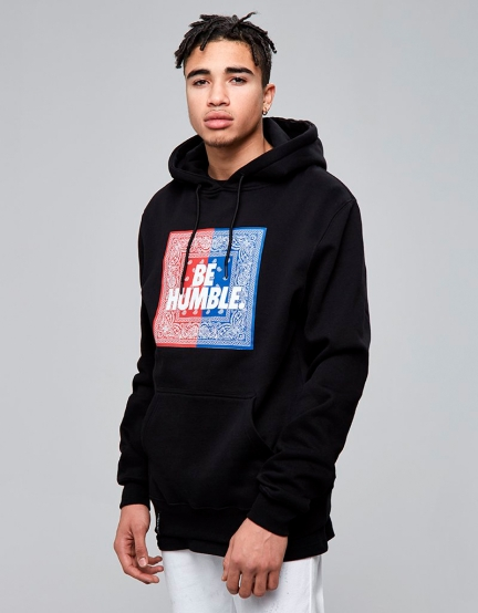 C&S Be Humble Hoody black/mc M