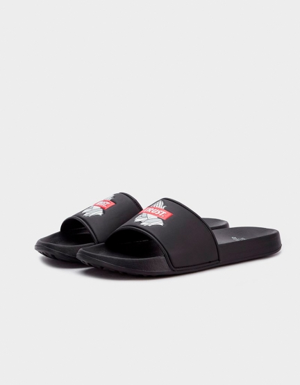 C&S WL Trust Sandals black/mc 6