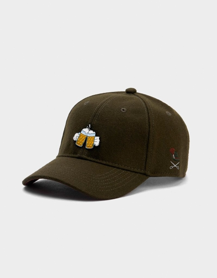 C&S WL Wiesn 2017 Curved Cap forest/mc one
