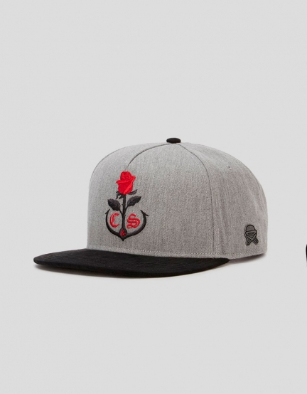 C&S CL Rose Keeper Cap heather grey/mc one