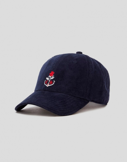 C&S CL Rose Keeper Curved Cap navy/mc one