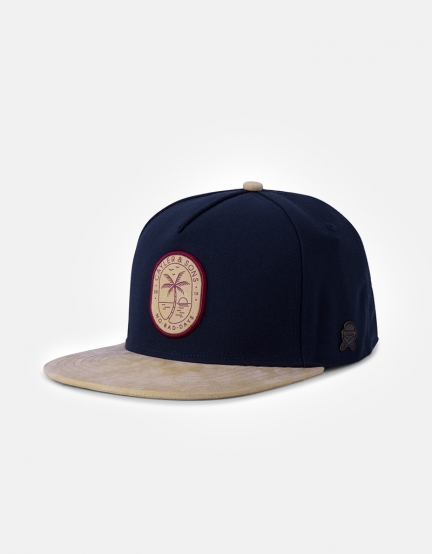C&S CL No Bad Days Cap navy/sand one