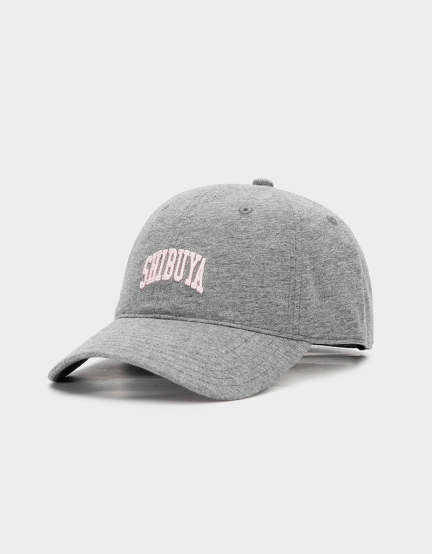 CSBL Oath Curved Cap grey heather one