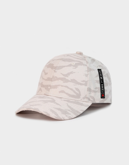 CSBL Edo Curved Cap creme one