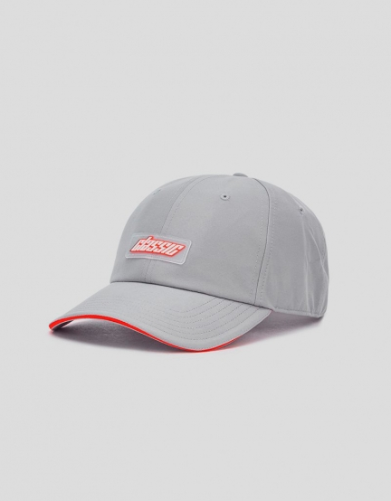 CSBL Shifter Curved Cap grey/lazerred one