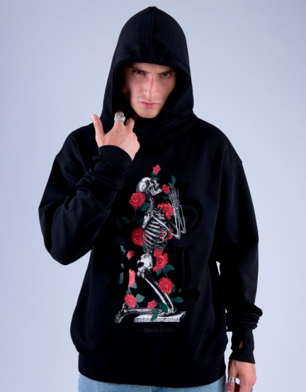 CSBL Arise Hoody black/white S