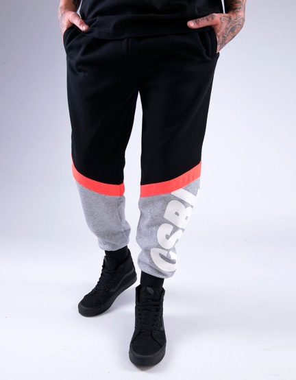 CSBL CSBLSET Sweatpants black/lazerred XXL
